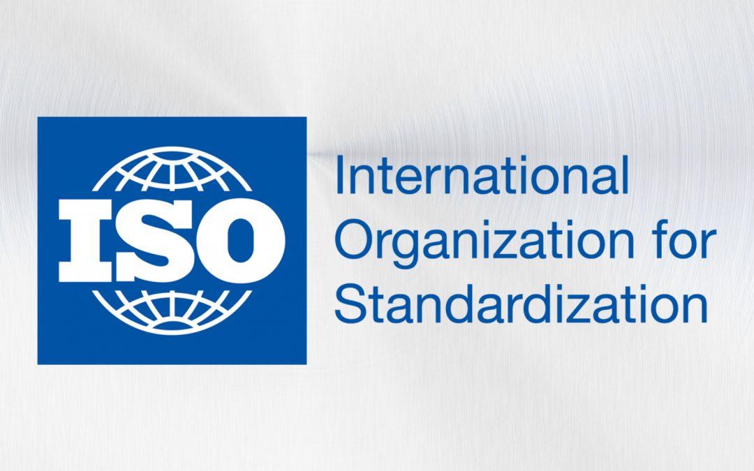 شهادة ISO