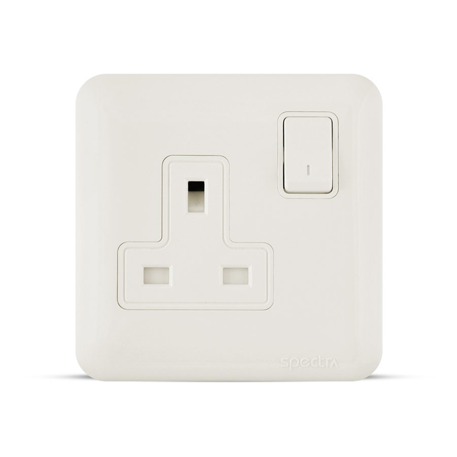 13a almas socket white color